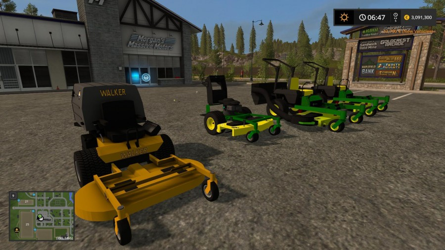 Fs17 John Deere Mower Pack Fixed V1 3